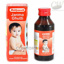 Baidyanath Janma Ghutti For Kids Diarrhoea colic stomach pain indigestion Fever