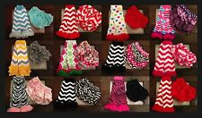 Baby Ruffle Bloomers and Leggings~6-12, 12-18 M