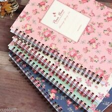Blooming Pour Vous Spring Line Free Note Book Journal Scrap Cute Korea Organizer