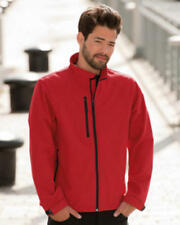 Russell Men's Soft Shell Windproof Jacket - 140M