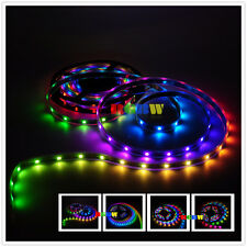 1~10m New (30 60 144) LEDs/M WS2812B 2812 5050 Addressable 5050 RGB LED Strip 5V
