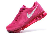 Nike Air Max 2014 Womens shoes Pink White