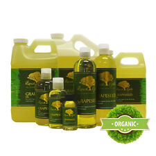 Premium Grapeseed Oil Pure&Organic Fresh Best Quality Skin Care Face Nails Hair