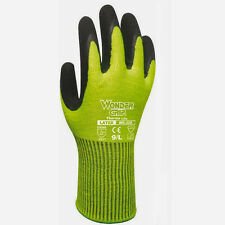 Fashion Wonder Grip Cold Resistance Protection Work Gardening Latex Glove Winter