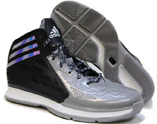 Men's Adidas Crazy Fast 2 Onix Athletic Sneakers Basketball Shoes G98328 Sz 9-13
