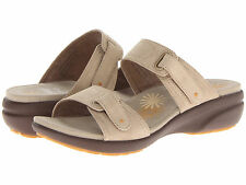 Women's Dansko Isabel Sand Full Grain Casual Slip-On Sandals 5103037800 Sz 38-42