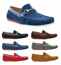 FREE SHIPPING AL Fashion Mens Suede Driving Boat Shoes Casual Moccasin Loafers