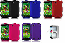 ZTE Grand X Z777 (Cricket) Hard Case Phone Cover + Free Screen Protector