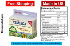 Remeeda For Muscle and Joint Discomfort Relief