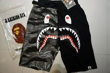 BAPE BLACK SHARK 3M Camo Camouflage Shorts AAPE Pants A BATHING APE Hoody Shirt