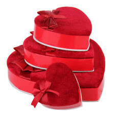 Wedding Favour Heart Shaped Candy Sweets Chocolate Box Gift Wholesale Case