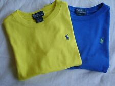Brand New Polo by Ralph Lauren Boy Shirts;Sizes Tod 5/6 & Sm 8 / Lg 14-16 NWT