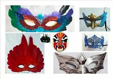 Halloween Mardi Gras Costume Party Masquerade Cosplay Ball Carnival Mask