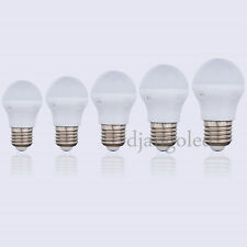 E27 Energy Saving LED Bulb Light Lamp 3W 5W 7W 9W 12W Cool / Warm White AC 220V