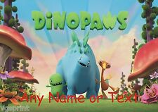 DINOPAWS PERSONALISED JIGSAW PUZZLE CHOICE OF SIZES & DESIGNS CHRISTMAS GIFT