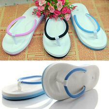 New Fashion Women Men's Casual Beach Flats Slippers Flip Flops Sandals Shoes