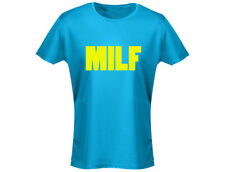 MILF Womens Funny T-Shirt (12 Colours)