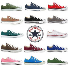 Converse Chuck Taylor All Star As Core OX Low Sneakers Men Women - Free Shipping