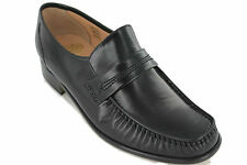 MENS GRENSON BLACK LEATHER SHOES FITTING - G STYLE - WATFORD
