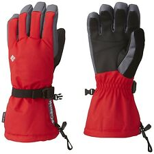 Columbia Men's Whirlibird Omni-Heat Snow Gloves - AW14: Bright Red