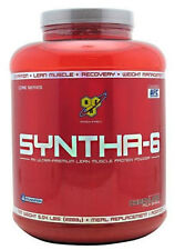 SYNTHA-6, BSN, Ultra-Premium Sustained Release Protein, 5.04 Lbs., All Flavors