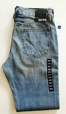Mens GAP 1969 PREMIUM BOOT CUT LIGHT BLUE JEANS Sizes 29-40 - NWT Retail - $68