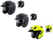 Scorpion EXO-CT220 Solid Color Adult Street 3/4 Motorcycle Helmet ALL SIZES