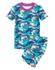 GYMBOREE SLEEPWEAR CAMO SURFER 2pc PAJAMAS 6 12 18 24 2 3 4 5 6 7 8 10 12 NWT
