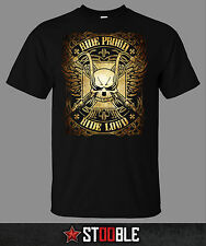 Proud and Loud Chopper T-Shirt - New - Direct from Manufacturer