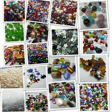 Mixed Beads & Sequins Packs  18 Assorted Style Sold By Weight