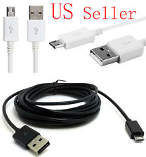 "10FT Micro USB DATA Charger Cable For Samsung Galaxy Tab 3 8.0"" 10.1"" Note 8.0"