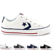 Ladies Converse Star Player Chuck Taylor Ox Shoes Retro Low Sneakers All Sizes