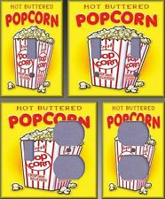 Hot Buttered Popcorn Wall Decor Light Switch Plate Cover