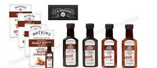 JR Watkins 100% Natural Pure Extracts Peppermint Vanilla Mint Almond Orange etc.