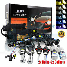 55W Xenon HID Conversion Kit H1 H7/8/9 9005 H4 9004 H13 Hi/Lo Bi-Xenon Headlight
