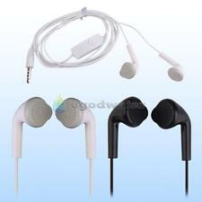 3.5mm Stereo Headset MIC Hands-free Earphone for iPhone Samsung HTC Laptop PC