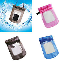 Universal Waterproof Dry Bag Holder Cover For iPhone 4S/5S three color hot sale