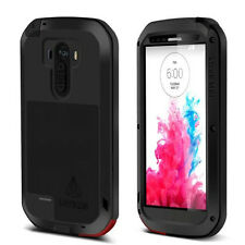Extreme Aluminum Gorilla Glass Metal Waterproof Case Cover Housing for LG G3
