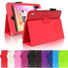 "New Folio Leather Case Cover Stand For Acer Iconia A1 A1-810 7.9"" Tablet"