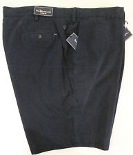 POLO RALPH LAUREN men BIG&TALL SHORTS Suffield Classic-Fit Chino Flat-Front NAVY