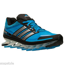 609ae96f2c3 New ADIDAS - G98611 - Springblade Running Shoes Solar Blue Black