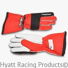 Pyrotect Pro Series Auto Racing Gloves SFI 5 - All Sizes & Colors