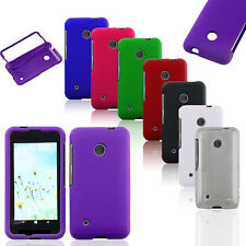Multicolor Snap On Case Hard Protector Cover Phone Accessory for Nokia Lumia 530