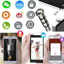 3.5mm Antipolvere Klick Chiave Clone MiKey Per Samsung LG HTC Android Smartphone