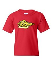 Too Cute To Eat Corn On The Cob Sweet Corn Butter Food DT Youth Kids T-Shirt Tee