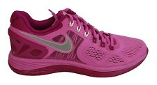Nike Womens Lunar Eclipse 4 Running Shoes Pink Multiple Sizes 9.5 10 10.5 11 12