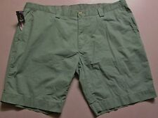 """POLO RALPH LAUREN men's """"Suffield WESTPORT Chino"""" SHORTS Green all sizes $70 nwt"""