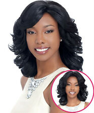 Sensationnel Empress Natural Synthetic Lace Front Edge Wig BLAIR