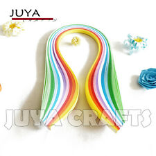 JUYA 10 Colors Quilling Paper 3/5/7/10mm Width 390mm length 100strips/pack