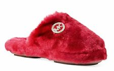 MICHAEL Michael Kors Jet Set MK Faux-Fur Slippers